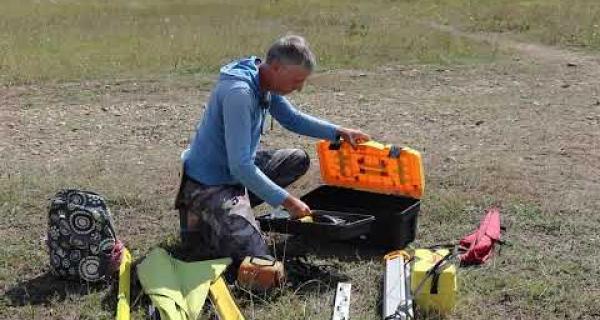 Embedded thumbnail for Собираемся в экспедицию: что в чемодане у чертежника?