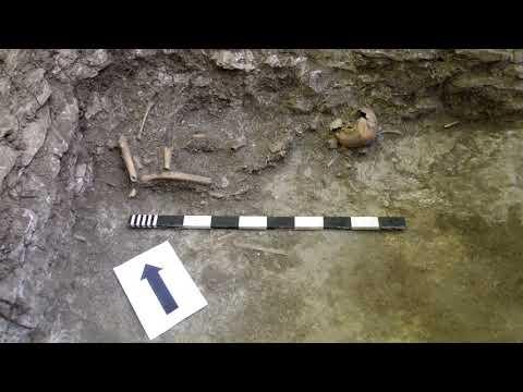 Embedded thumbnail for Полевая археология: археологические исследования в Белогорском районе